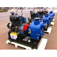Best Air Cooled Diesel Engine Fire Pump 500GPM 30hp 7 Bar Pressure Hydrants Coupling wholesale