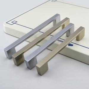China BSN & CP Zinc Alloy Kitchen Handles / Zamak Cabinet Handles & Drawer Handles on sale