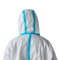 Best medical isolation protective clothing non-woven security safety clothing wholesale