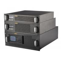 1KVA - 10KVA Rack Mount UPS / 19 Inch LCD Double-Conversion UPS