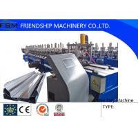 Best GCr15 Quench Treatment Roller Cable Tray Roll Forming Machine For 0.8mm - 2.0mm Thickness wholesale