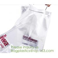 Best OPP Stand Up Pouch Flower Potted Plant Sleeves Microperforated CPP Bread Bags Bakery wholesale