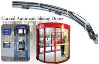 China [ MW] curved automatic sliding doors on sale
