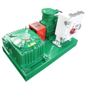 China Oilfield Drilling Mud Agitator 15000W Motor Drived for Solids Control,drilling fluid agitator, on sale