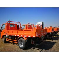 Best ISUZU 600P 4X2 6 WHEELER MINI DUMP TRUCK ISUZU ENGINE EURO 5 120HP WITH 2.2M3 BODY CAPACITY wholesale