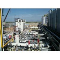 China Large LNG Natural Gas Equipment For Natural Gas Processing And Liquefying on sale
