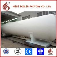 China 40M3 LPG Tank Cylinder Horizontal LPG Tank for Nigeria on sale