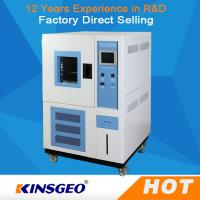 Best Automobile LCD Display Temperature And Humidity Controlled Cabinets Stainless Steel wholesale