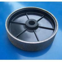 Lapidary tools Rubber Electroplated Diamond Lapping Wheels for glass , sapphair, Jade