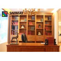 Custom Made Wooden Home Office Furniture Bookshelf