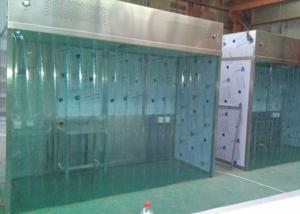 Best Class A AC220V Laminar Flow Booth For Pharmaceutical Factory wholesale