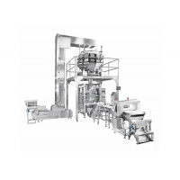 China Full Automatic Food Grade Multi Head Weigher Packing Machine on sale