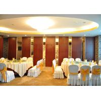 Best Vinyl Dancing Room Movable Modular Partition Walls For Meeting Room wholesale