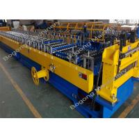 Best High Speed Cold Forming Machine , Steel Sheet Roller Shutter Door Machine wholesale