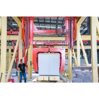 Best Automatic Concrete AAC Block Making Machine - Rotary clamper Aerated Concrete Block Machine wholesale