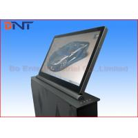 Buy cheap Adjustable Meeting LCD Motorized Computer Monitor Lift With 18.5 Inch Touch Screen product