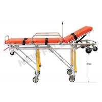 Best Emergency Rescue Aluminum Alloy Ambulance Stretcher Cot For Fire Fighting wholesale