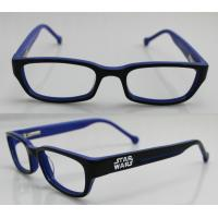 Best Blue Childrens Hand Made Acetate Glasses Frames For Reading Glasses wholesale