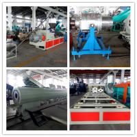 Best Customized Electrical Pipe Manufacturing Machine Pvc Pipe Making Machine OMRON wholesale