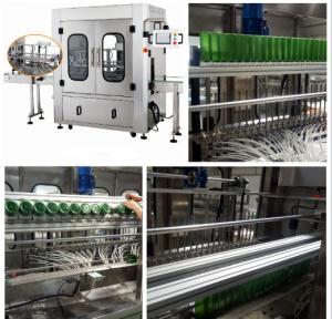 China Professional Automatic Bottle Washing Machine / Bottle Cleaning Machine on sale