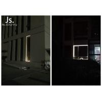 MEANWELL Driver Led Window Lights IP66 CREE Chip For Building Decoration