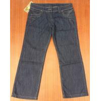 China Brazil  excess clothing -1600PCS Women's casual Jeans Stock Cheap denim pants inventory on sale