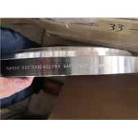 Best F321 Material Grade Steel Flanges ASME SA182 PLFF Type Smooth Finish Surface wholesale