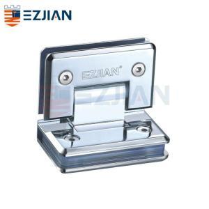 China Shower Hinge--Glass to glass 90° EJ-1006 on sale
