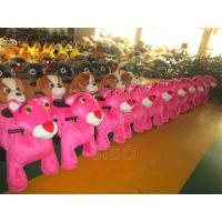 Best Happy Rides On Animals Coin Operated Battery Animals Motorized Plush Animals wholesale