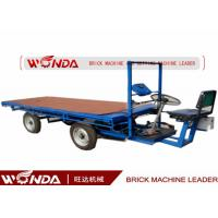 Buy cheap Electric Green Brick Cart without Board in Clay Brick Plant with natural drying from wholesalers