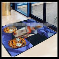 China Rubber dust mat, carpet, rug for home or hotel or business,idea for promotion on sale