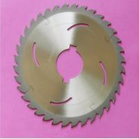 Best KM High precision finishing T.C.T Conical Scoring Saw Blade wholesale