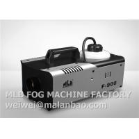 Heavy Duty Small Stage Fog Machine , 900Watt DJ / Disco Smoke Machine
