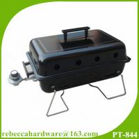 Best High efficiency simple design balcony outdoor portable gas grill wholesale