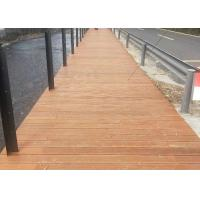Best Customized Waterproof Bamboo Deck Tiles 18mm Thickness 100% Natural Bamboo wholesale