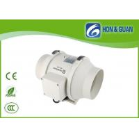 Best 5 inch silent exhaust fan duct mounted for bathroom toilet ventilation wholesale