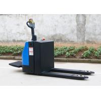 Best 2 Ton Standing Type Electric Pallet Truck With Voltage Capacity 24V 210Ah wholesale