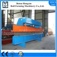 Best Gantry Type Roll Bending Machine Colored Steel / Galvanized Plate Suit wholesale