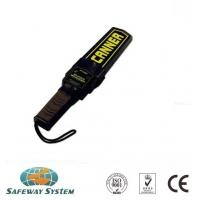 Best Airports Hand Held Security Metal Detectors For Prison Sasfety With Reset Button wholesale