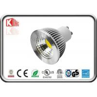 Best High efficiency 5W gu10 led spotlight bulbs for hospital / office / meeting room , 50*60mm wholesale