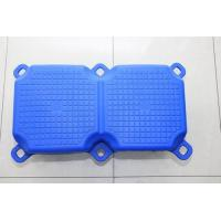Best Blow Molding Plastic Floating Dock Cubes Recyclable Environmentally Friendly wholesale