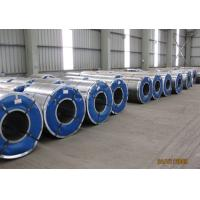 Best Zinc Coating Hot Dipped Galvanized Steel Coils For Construction 750 Mm Spangle wholesale