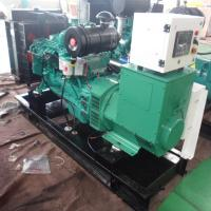 Best 100kva Cummins Diesel Generator , Electric Generator with Self Exciting Stamford Alternator wholesale