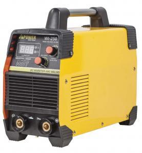 Best WI-250 150A Portable Inverter Welding Machine , Civil Purpose MMA Inverter Welder wholesale