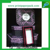 Best Design Series Cotton Filled Jewelry Box Shimmer Bow Tie Jewelry Boxes Custom Gift Box wholesale
