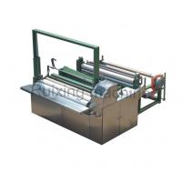 Best 3.5 Kw Power Non Woven Cutting Machine , Cutting And Rewinding Machine wholesale