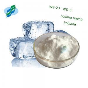 China Food Additives Ws-23 Cooling Agent Koolada Mild Cooling Slight Menthol Odor on sale