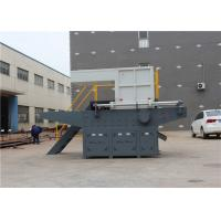 Best Plastic Bag Shredder Machine 22kw , High Efficiency Domestic Rubbish Shredder wholesale