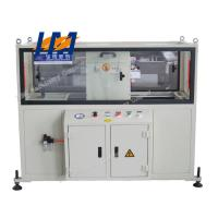 Best Fast Tool Exchange CNC Plastic Cutting Machine For Pipe Extrusion Line wholesale