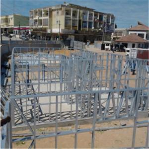 Modular Steel Frames Metal Storage Sheds for Sale Steel Storage Sheds